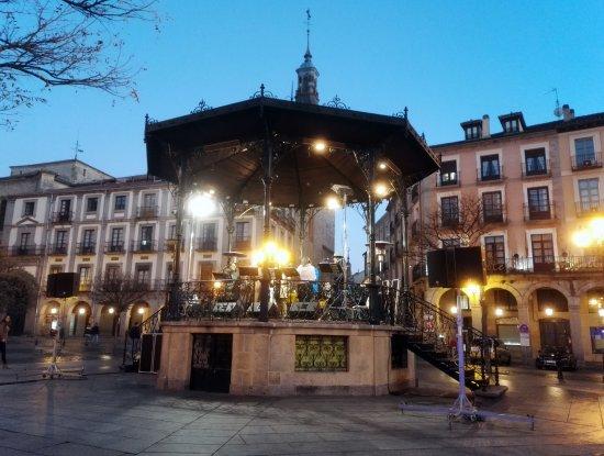 Plaza Mayor: Quiosco