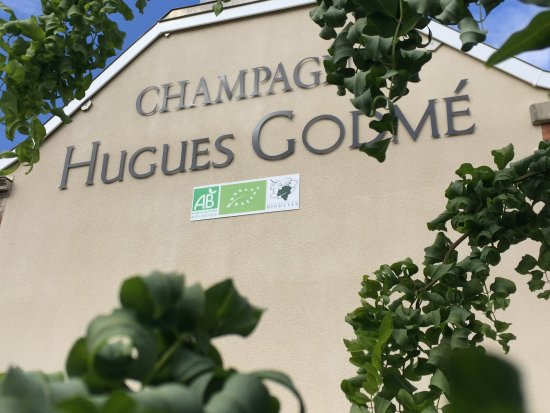 Champagne Hugues Godme