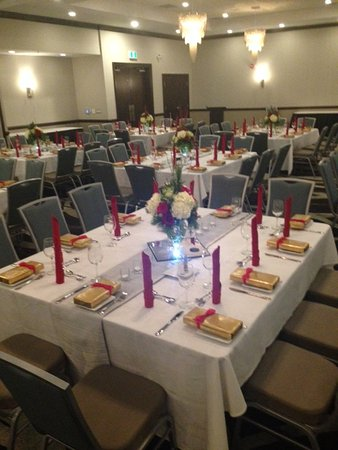 Walkerton, Kanada: flexible meeting & dining space