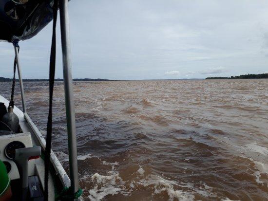 Careiro, AM: Atividade Encontro das Águas
