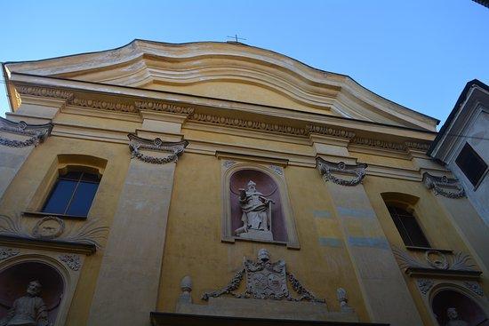 Moncalvo, Италия: facciata