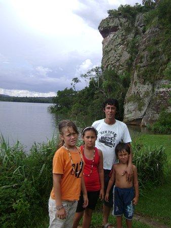 Parque Provincial Teyu Cuare San Ignacio Misiones