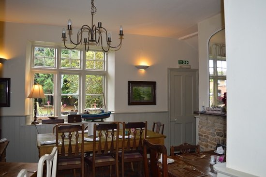 Everdon, UK: Dinig Room