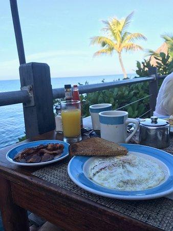 Rockhouse Hotel: Café da Manhã/Breakfast