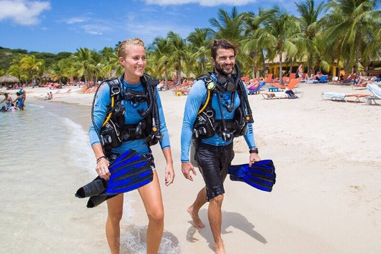 Willemstad, Curaçao: Blue bay Dive & Watersports