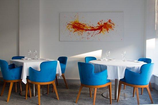 Buckhurst Hill, UK: Restaurant