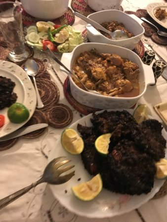 Mardan, Pakistan: chapli kebabs from safdar!