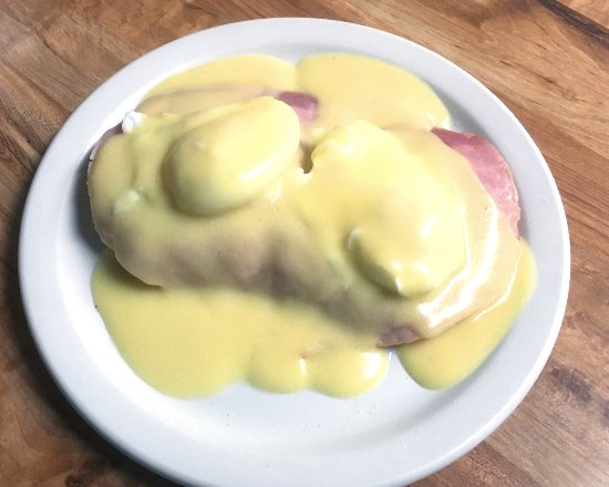 Victor, NY: Chit Chat Eggs Benedict