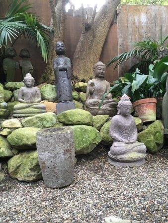 Summerland, CA: Buddha Garden