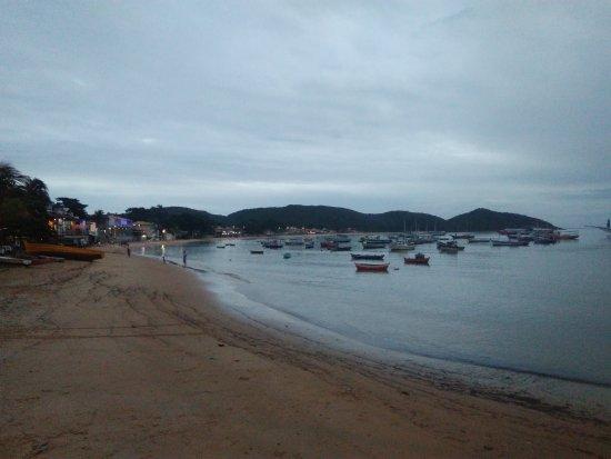 Armacao Beach: Praia
