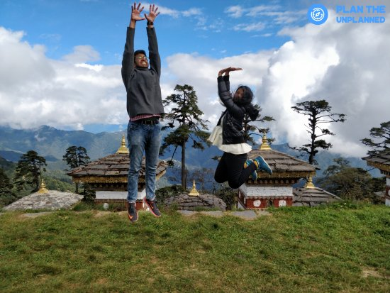 how to plan a trip to bhutan from india