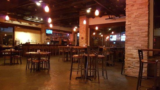 The Point Restaurant: Lokal