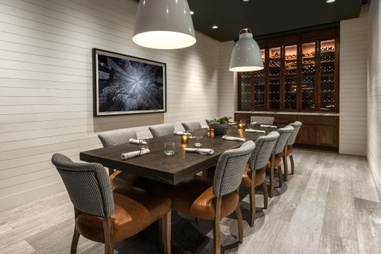 Corinne: Private Dining Room
