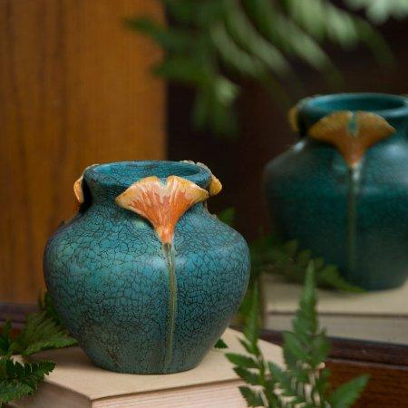 Lake Mills, WI: Living Fossil Vase