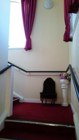 Rostrevor, UK: Stairhouse.