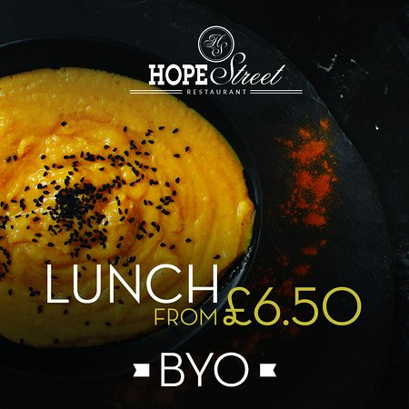 Hope Street Restaurant Belfast