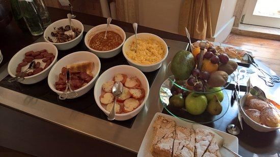 Пако-де-Аркос, Португалия: Breakfast