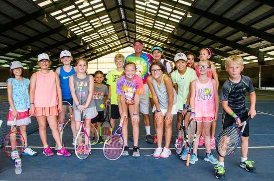 John Newcombe's Tennis Ranch: Campers