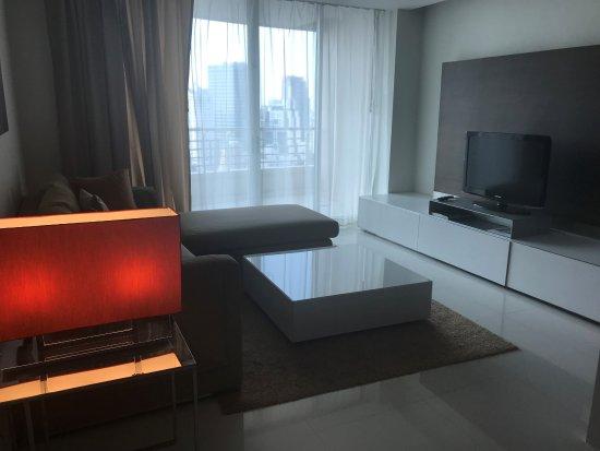soggiorno - Bild von Anantara Sathorn Bangkok Hotel, Bangkok ...