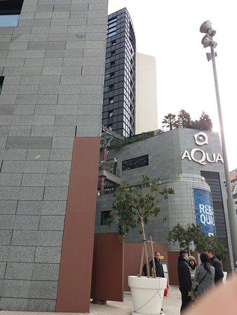 Aqua Multiespacio (Valencia, Espanja) - arvostelut