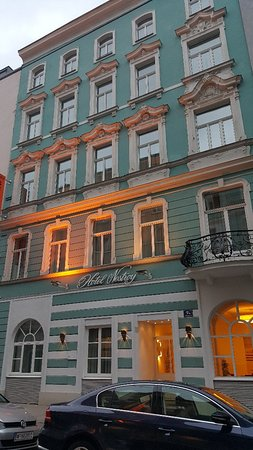 Guest Room Picture Of Hotel Nestroy Vienna Tripadvisor