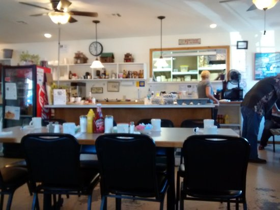 Baxter Springs, KS: Friendly small town Diner