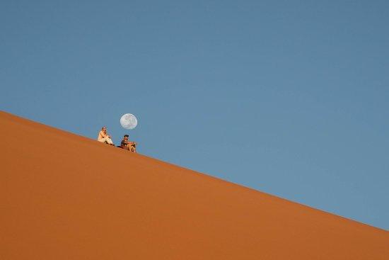 Swakopmund, Namibia: dune 45