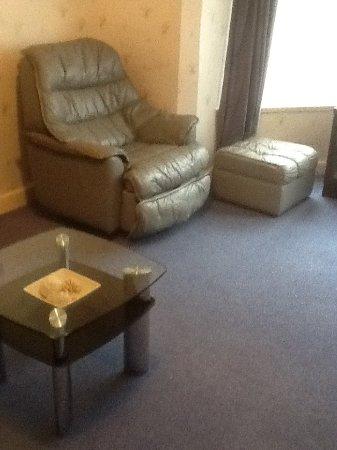 Trefriw, UK: Lounge