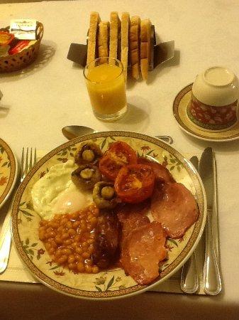 Trefriw, UK: Breakfast