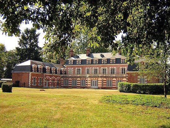 Salbris, Γαλλία: Chambres d'hôtes au Château