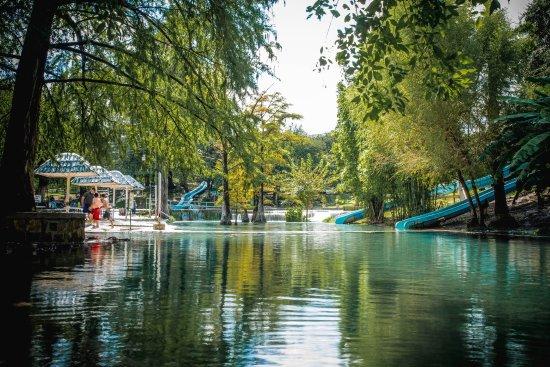 Muzquiz, Mexico: Parque recreativo La Cascada