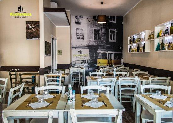 Centrifughe a piacere na slici je kitchenette milano for Ristorante murales milano