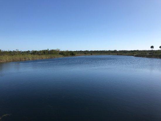 ฟลอริดาซิตี, ฟลอริด้า: Lake near to VC