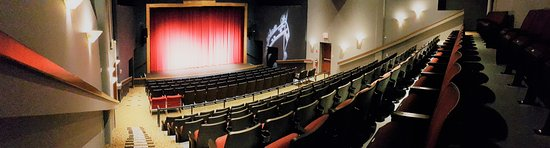 Truro, Canada: Theatre view from back row