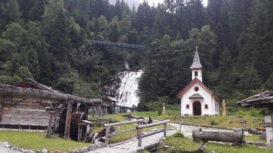 Gschnitz, Αυστρία: Kapelle Mühlendorf
