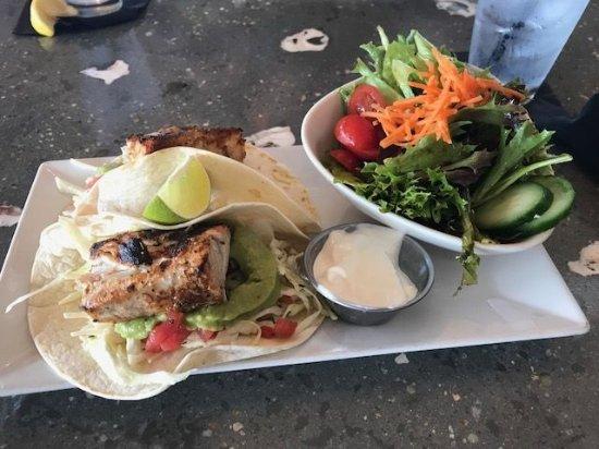 Grasonville, MD: Mahi-mahi Fish Tacos