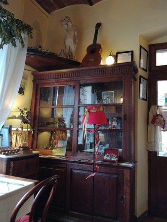 Ciciano, Italia: Interno1
