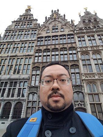 Grote Markt van Antwerpen: 20180113_150210_large.jpg