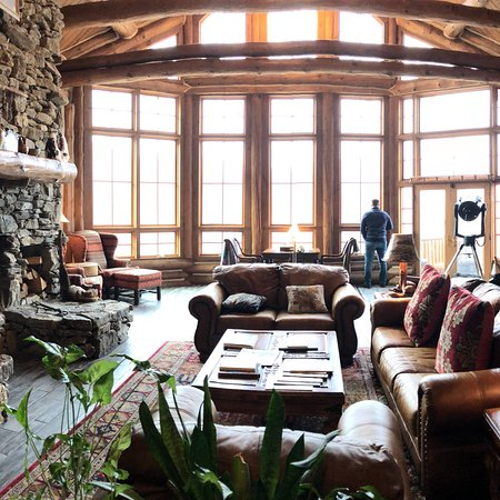 Leicester, NC: Wildberry Lodge