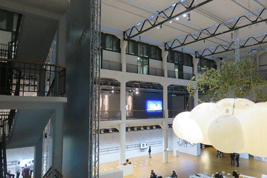 Zentrum für Kunst und Medien: une des salles