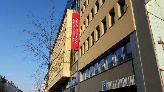 Best Western Plus Amedia Hotel Wien Bewertung