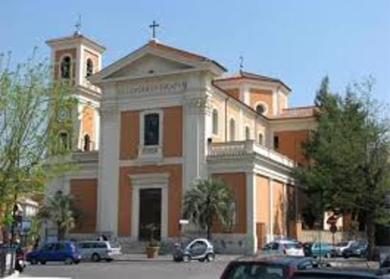 Ciampino, อิตาลี: Chiesa S. Cuore