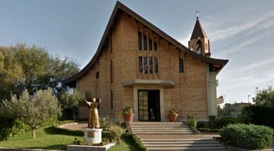 Ciampino, Italie : Beata Vergine del Rosario