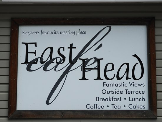 East Head Cafe: Great Place