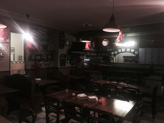 Capodacqua, Italia: Voglia di Pizza