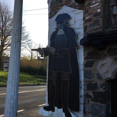 Sourton, UK: The Highwayman Inn