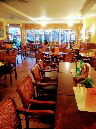 Linz am Rhein, Alemania: Markt Cafe