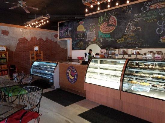 Brewster, NY: Moonlight Cafe