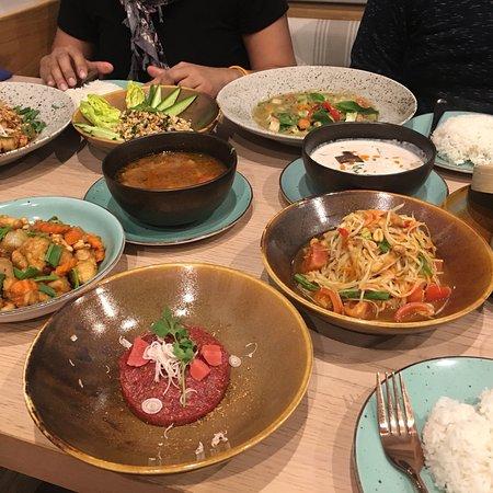 Why Thai Food & Wine: 😊👍