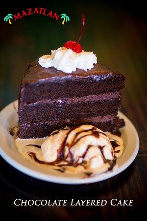 Aberdeen, Dakota del Sur: Chocolate Layered Cake